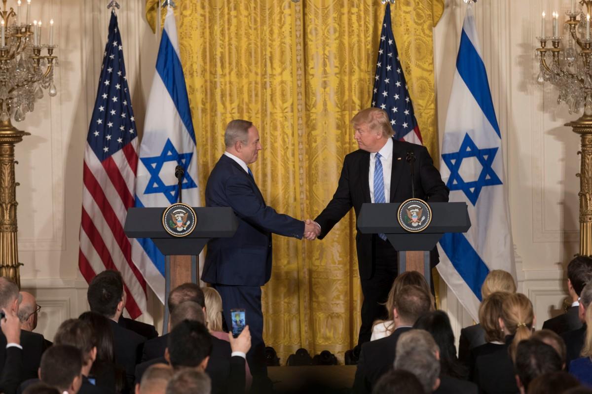 Scontro Usa-Iran: la posizione diIsraele
