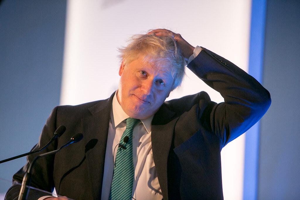 Boris Johnson positivo alcoronavirus