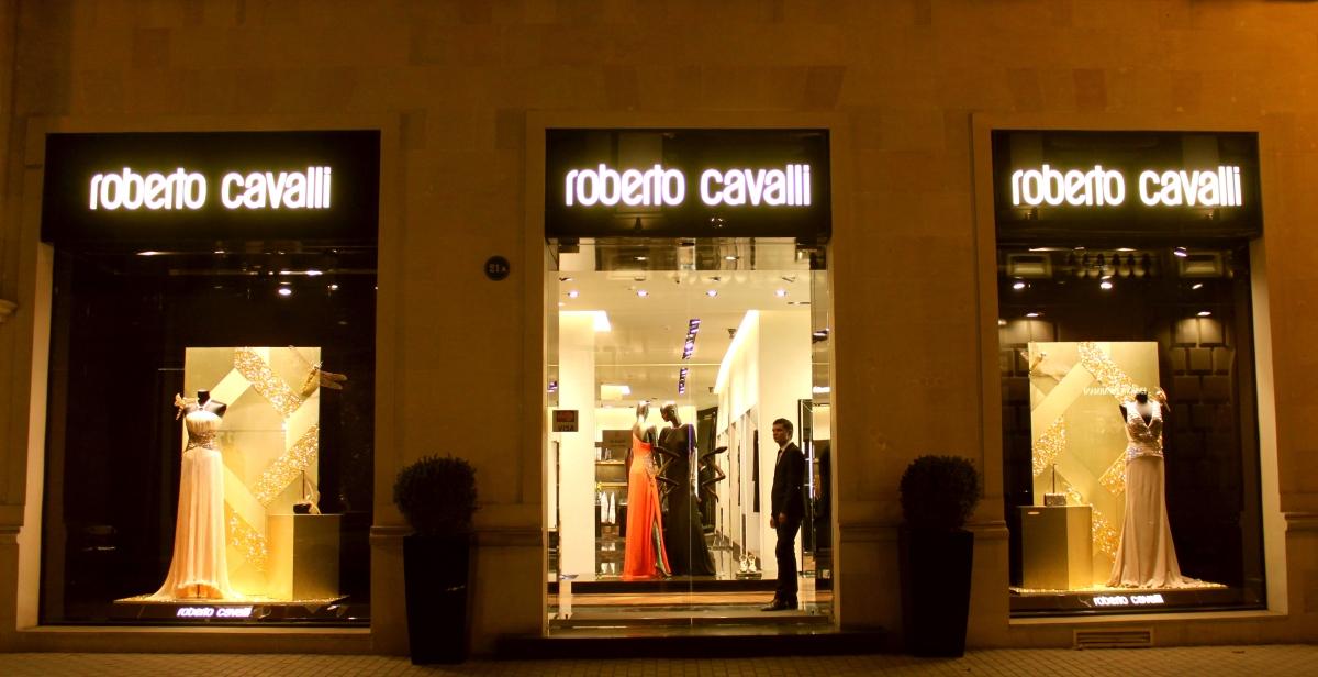 Roberto Cavalli chiude a Firenze: in ballo 170dipendenti