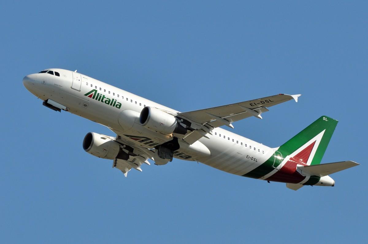 Alitalia: decide l'Ue