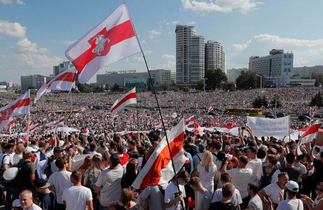 La Polonia propone un Piano Marshall per laBielorussia