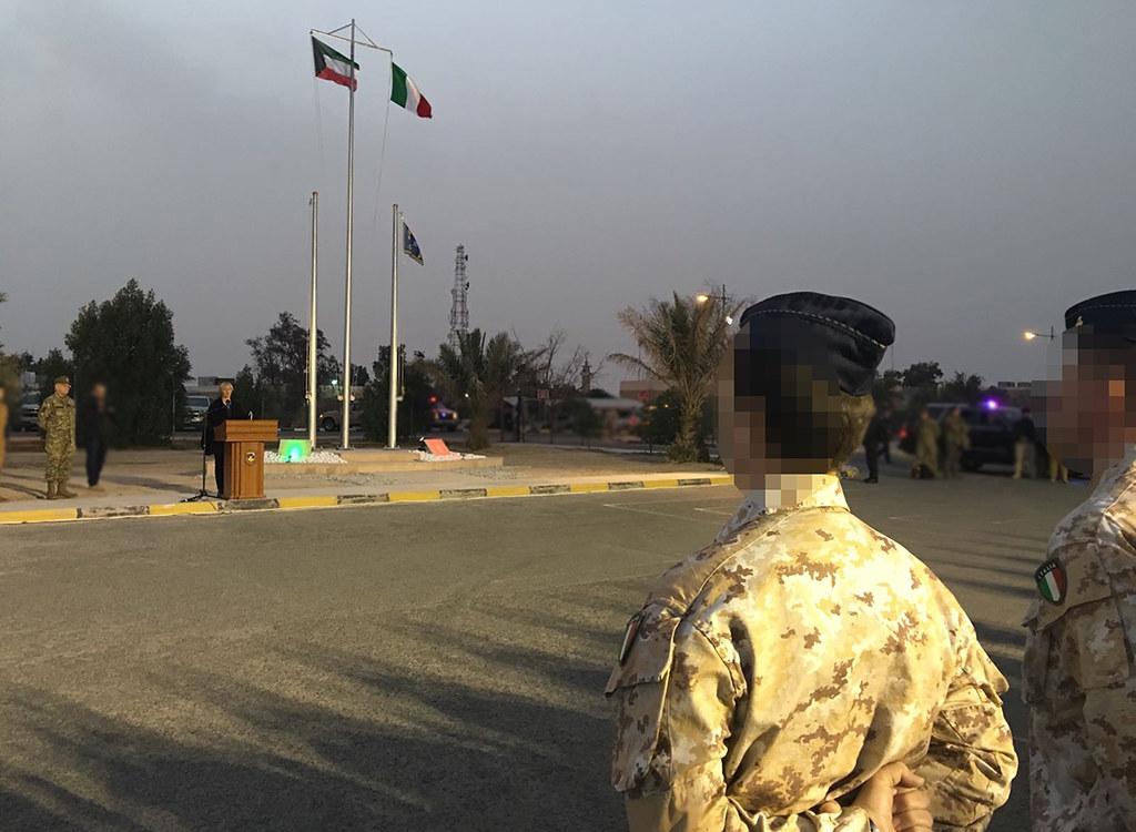 Emirati Arabi Uniti: via l'Italia dalla base militare di AlMinhad