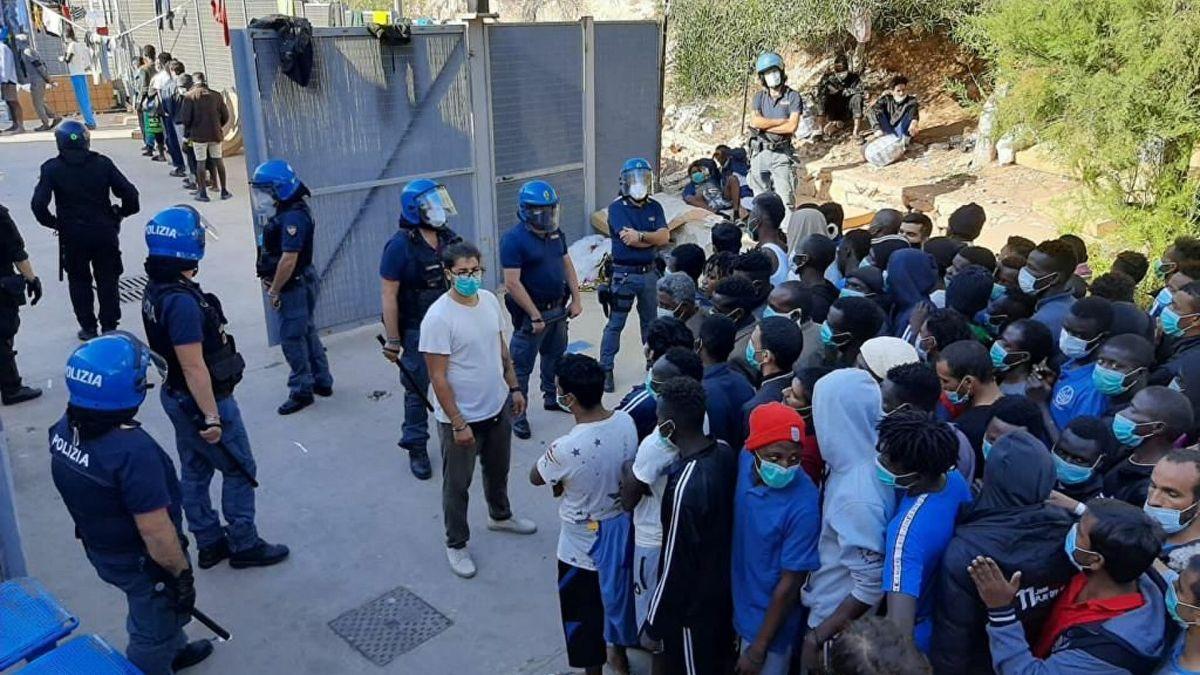 Migranti: 6 su 10 rifiutano divaccinarsi