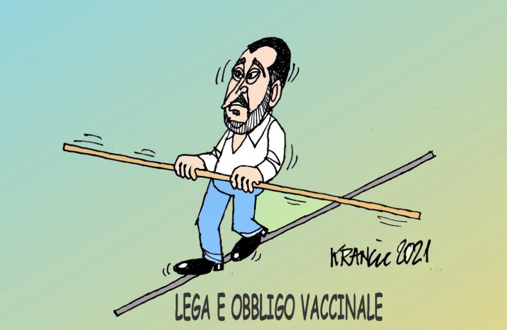 Equilibrismi – La Vignetta di AlfioKrancic